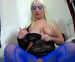 Sookie blues rectal Stretching Pump up Dildo, fingers, toys. Solo mummy