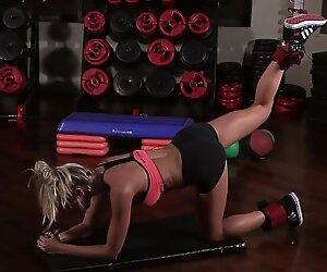 big ass big cameltoe on sport