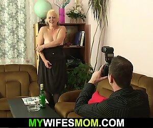 Girlfriends mother