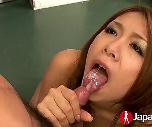 Japanese blowbang xxx