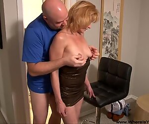 Milf butt fuck